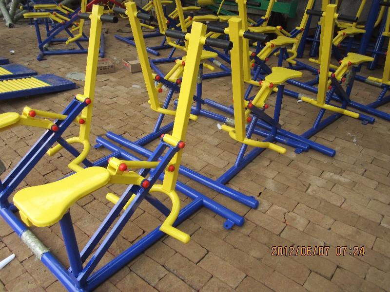 义发体育供应扬州室外健身器材户外健身器材小区健身器材