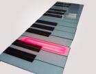 地板钢琴供应商哪家好 音乐楼梯价位
