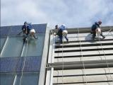 桐乡专业外墙清洗玻璃清洗高空就业服务