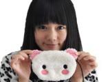 批发 熊猫口罩 兔子口罩 儿童毛绒口罩 动物卡通口罩