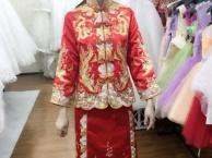 探店·5月大婚的新娘挑选结婚礼服和出门红装