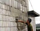 东莞石碣高空外墙清洗翻新,外墙批灰刷油漆,瓷砖修补
