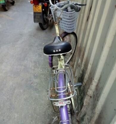 低价转让自行车