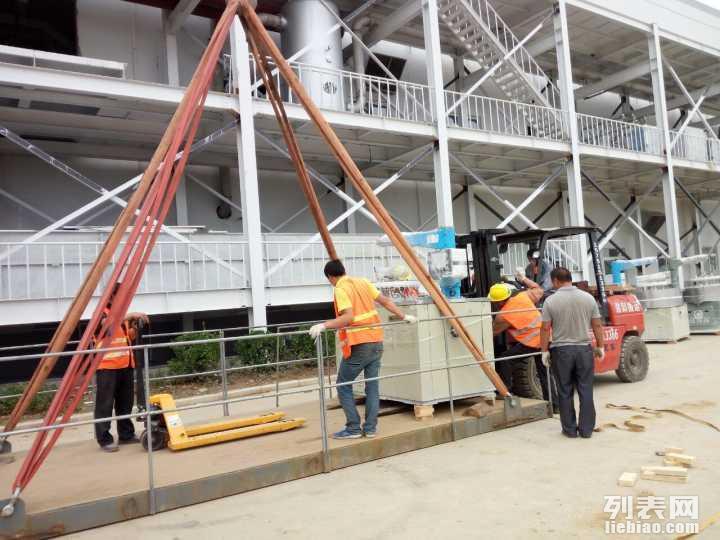 徐州大型设备吊装公司,大件起重安装,工厂搬迁
