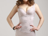 纤兰黛正品薄款无痕透气健康舒适收腹提臀弹力美体冰凉塑身内衣