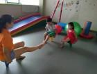 童翼感统中心:专业脑瘫自闭症儿童感统训练班