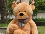 扬州厂家批发供应1.6米毛绒泰迪熊玩具 大抱熊/林嘉欣熊