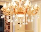 吊灯 欧式客厅吊灯 高品质水晶灯