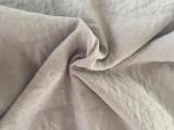 供应长兴金顺纺织全涤水洗布磨毛水洗棉绒面料