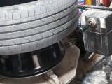 汉阳流动补胎换胎,送油搭电拖车维修