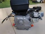 山东鲁乐力能增程器5kw低速电动四轮车电轿车汽油发电机