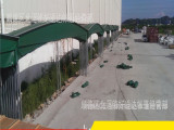 厂家订制大排档遮阳棚推拉篷 大型户外活动