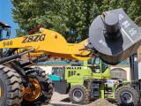 混凝土液压搅拌斗 带搅拌一体的多功能铲车厂家