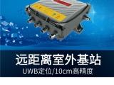 UWB基站-遠距離室外型產品功能及優勢