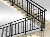 [拓峰护栏]楼梯扶手制造专家_围墙护栏报价