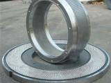 木屑锯末生物质环模颗粒机/小型有机肥环模柱状颗粒机
