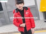 聊城儿童羽绒服批发童装厂家供应