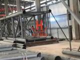 管桁架拼装焊接 精准 高效