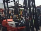 烟台无限优惠 二手叉车合力5吨3吨叉车 杭州堆高叉车转让