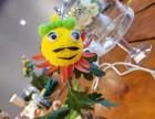 昆明花艺沙龙 六一儿童节 陪宝宝一起玩花花