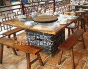 柴火灶厂家优惠直销,买广西电动餐桌认准广西帝盟酒店用品