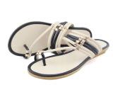 实体店代理批发女鞋厂家批发沙滩鞋甜美水钻坡跟套趾女士凉鞋