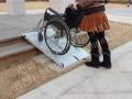郑州思陆牌轮椅坡道厂家直销
