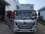 成都福田歐馬可S3系4.2米冷藏車廠家直銷年底大放價