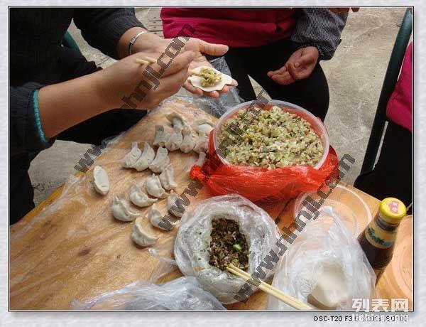寒假旅游 上海南汇农家乐 钓鱼喂山羊 吃灶头饭菜 采草莓