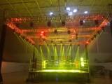 云浮LED屏幕租赁 音响租赁 舞台灯光租赁
