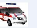 昆明救护车租车 出租长途救护车 租赁患者运输车