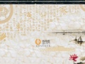 晋城青花瓷艺术瓷砖背景墙 地板瓷砖拼图壁画厂家直销
