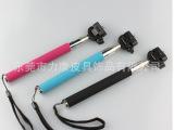 厂家直销蓝牙自拍杆按钮手柄套 手机自拍伸缩杆防滑硅胶管套 多色
