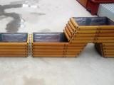 西安创汇沙制品花箱景观花箱透气环保可定制造型花箱