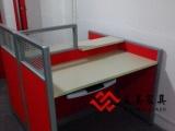 上海办公家具4人双人2人屏风办公桌椅组合简约现代办