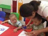 海口市1-3岁幼儿托管班