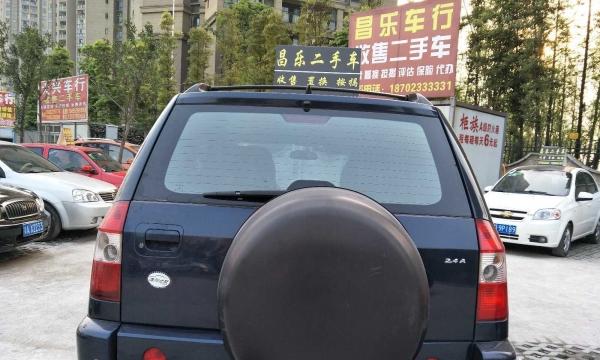 奇瑞 瑞虎 2006款 2.0 自动 两驱豪华型-好车低价出售欢迎抢购