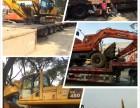 上海明翱二手挖掘机市场,现场免费试机,全国免费运输
