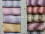 色织布涤棉色织条子布条子布料衬衫面料服装面料 涤棉现货