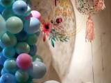 派对气球布置 开业花篮制作赠送 展会精美花艺摆设