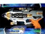 语言转动枪 儿童枪 玩具枪