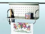全新供应厨房拉篮 调味篮 厨房不锈钢挂件