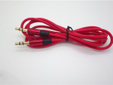 Solo录音师耳机插线1.8米 音频线 对录线