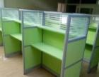 张家口办公桌课桌椅培训桌各种职员工位电话销售桌