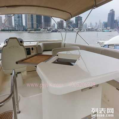 上海游艇出租 12人玉珊瑚号游艇 上海游艇租赁价格
