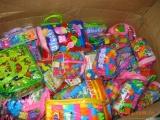 供应2014库存玩具/工厂处理积压玩具益智积木类/多款式按斤混批