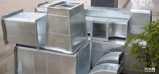 绿星厨房排烟 通风管道设计安装 白铁加工 油烟机