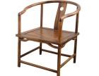新中式全实木椅子餐椅办公椅