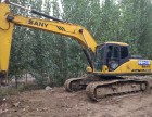 三一215挖掘机出售9成新