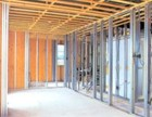 苏州钢结构阁楼搭建,苏州加气块隔墙,苏州玻璃隔断